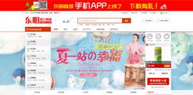 郑州网站建设东明商城网